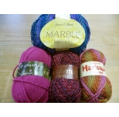 Chunky Knitting Wool and Yarn