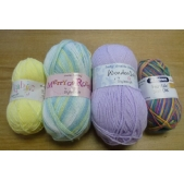 Baby Double Knitting Wool