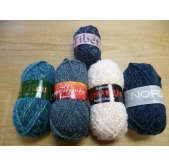 Super Chunky Knitting Wool and Yarn