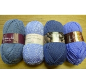 Double Knitting Wool and Yarn