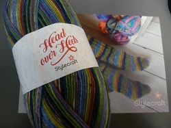Stylecraft Head Over Heels