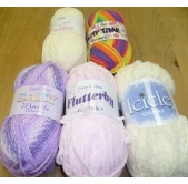 Baby Chunky Knitting Yarn